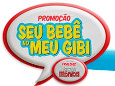 PROMOÇÃO TURMA DA MÔNICA 2011