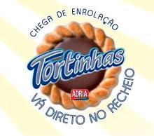 VÁ DIRETO NO RECHEIO - TORTINHAS - WWW.VADIRETONORECHEIO.COM.BR
