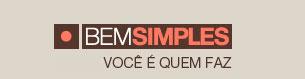 BEM SIMPLES - CANAL, PROGRAMAÇÃO - WWW.BEMSIMPLES.COM