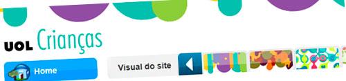 CRIANÇAS UOL - JOGOS, DESENHOS, ATIVIDADES - WWW.CRIANCAS.UOL.COM.BR