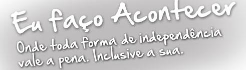 EU FAÇO ACONTECER - BANCO DO BRASIL - WWW.EUFACOACONTECER.COM.BR