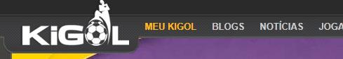 KIGOL - REDE SOCIAL DE FUTEBOL - WWW.KIGOL.COM.BR