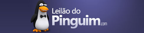 LEILÃO DO PINGUIM - LEILÃO DE CENTAVOS - WWW.LEILAODOPINGUIM.COM