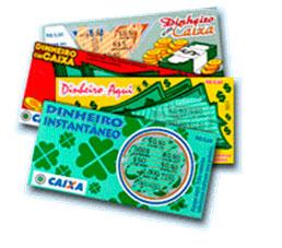 LOTERIA INSTANTÂNEA DA CAIXA