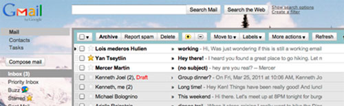 PERSONALIZAR GMAIL - ALTERAR LAYOUT DO GMAIL