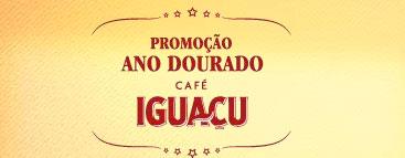 PROMOÇÃO ANO DOURADO CAFÉ IGUACÚ - WWW.CAFEIGUACU.COM.BR