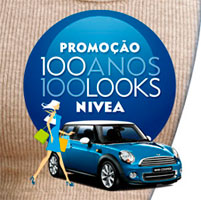 PROMOÇÃO NIVEA 100 ANOS 100 LOOKS - WWW.NIVEA100ANOS.COM.BR
