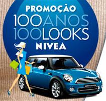 WWW.NIVEA.COM.BR/100ANOS - PROMOÇÃO NIVEA