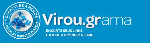 VIROU.GRAMA - ENCURTADOR DE URLS DO CARREFOUR - VIROU.GR