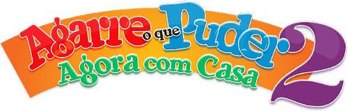 AGARRE O QUE PUDER 2 - MAGAZINE LUIZA