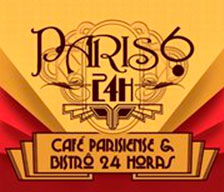CAFÉ PARIS 6 - 24HORAS