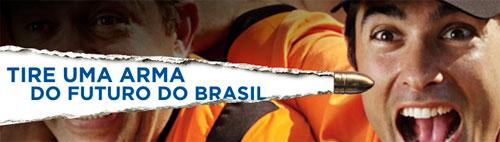WWW.ENTREGUESUAARMA.GOV.BR - CAMPANHA NACIONAL DO DESARMAMENTO 2011