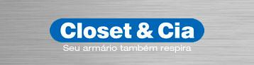 CLOSET & CIA - ARMÁRIOS PLANEJADOS, MÓVEIS, ROUPEIROS - WWW.CLOSETCIA.COM.BR