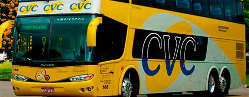 CVC PACOTES RODOVIÁRIOS