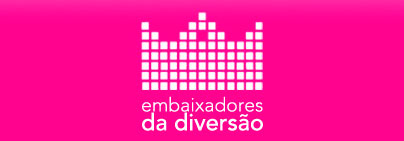 CONCURSO CULTURAL EMBAIXADORES DA DIVERSÃO - WWW.EMBAIXADORESDADIVERSAO.COM.BR