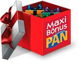 MAXI BÔNUX PAN - PROGRAMA DE FIDELIDADE - WWW.MAXIBONUS.COM.BR