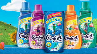 NOVO COMFORT CONCENTRADO ORIGINAL - WWW.COMFORT.COM.BR