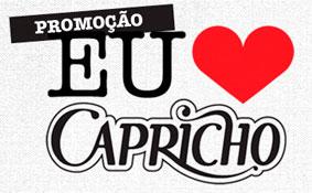 PROMOÇÃO EU AMO CAPRICHO - WWW.EUAMOCAPRICHO.COM.BR
