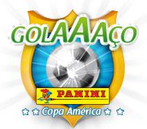 PROMOÇÃO GOLAÇO PANINI - WWW.GOLACOPANINI.COM.BR