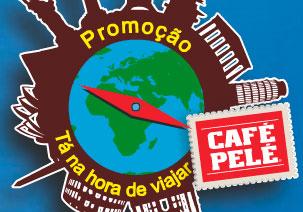 PROMOÇÃO TÁ NA HORA DE VIAJAR - WWW.CAFEPELE.COM.BR