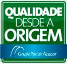 QUALIDADE DESDE A ORIGEM - PÃO DE AÇÚCAR - WWW.QUALIDADEDESDEAORIGEM.COM.BR