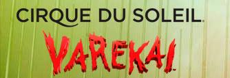 VAREKAI - CIRQUE DU SOLEIL - WWW.VAREKAI.COM.BR