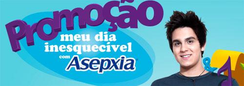 WWW.MEUDIAASEPXIA.COM.BR - PROMOÇÃO ASEPXIA - LUAN SANTANA