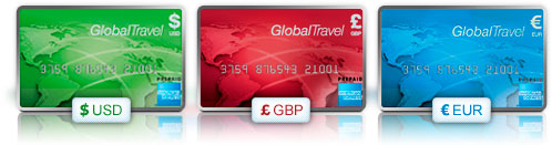 AMERICAN EXPRESS GLOBAL TRAVEL CARD