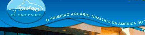 AQUÁRIO DE SP - SÃO PAULO - WWW.AQUARIODESAOPAULO.COM.BR
