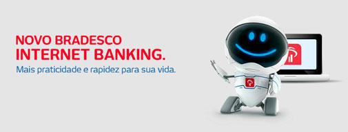 BRADESCO INTERNET BANKING - WWW.BRADESCO.COM.BR - LINK 237