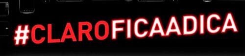 WWW.CLARO.COM.BR/CLAROFICAADICA - RONALDO E MARCO LUQUE - #CLAROFICAADICA