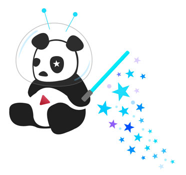 COSMIC PANDA - NOVO YOUTUBE - WWW.YOUTUBE.COM/COSMICPANDA
