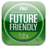 FUTURE FRIENDLY LIVING WORLD - APLICATIVO IPHONE - P&G
