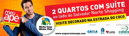 MEU APÊ SALVADOR NORTE - WWW.EUQUEROMEUAPE.COM