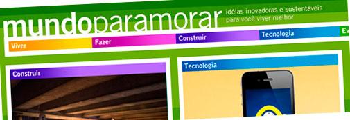MUNDO PARA MORAR - CONSTRUTORA EVEN - WWW.MUNDOPARAMORAR.COM.BR