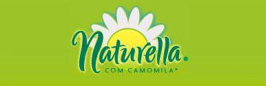 NATURELLA COM CAMOMILA - ABSORVENTES HIGIÊNICOS - WWW.NATURELLACOMCAMOMILA.COM.BR