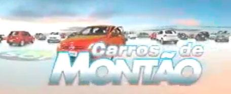 PROMOÇÃO CARROS DE MONTÃO - SBT