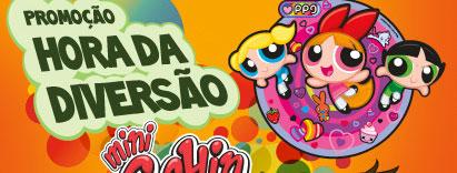 PROMOÇÃO HORA DA DIVERSÃO - MINI SCHIN - WWW.MINISCHIN.COM.BR