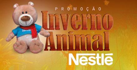 PROMOÇÃO INVERNO ANIMAL NESTLÉ - WWW.NESTLE.COM.BR/INVERNOANIMAL