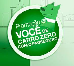 WWW.PAGSEGURO.COM.BR/CARROZERO - PROMOÇÃO PAGSEGURO CARRO ZERO