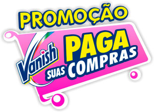PROMOÇÃO VANISH PAGA SUAS COMPRAS - WWW.VANISHPAGASUASCOMPRAS.COM.BR