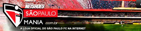 SÃO PAULO MANIA - LOJA OFICIAL DO SÃO PAULO FC - WWW.SAOPAULOMANIA.COM.BR