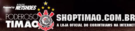 SHOP TIMÃO - LOJA VIRTUAL DO CORINTHIANS - WWW.SHOPTIMAO.COM.BR