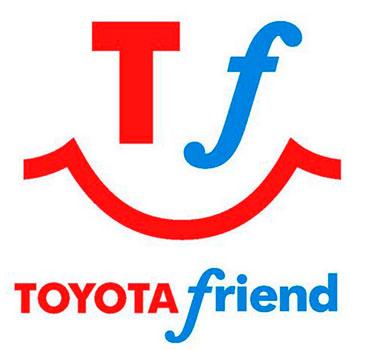 TOYOTA FRIEND - REDE SOCIAL DA TOYOTA