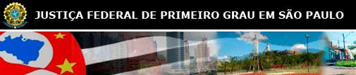 WWW.JFSP.JUS.BR - JUSTIÇA FEDERAL DE PRIMEIRO GRAU EM SÃO PAULO - CONSULTA PROCESSOS