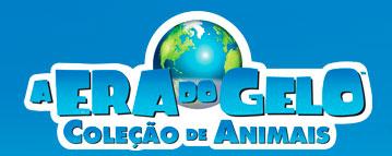 A ERA DO GELO - COLEÇÃO DE ANIMAIS - WWW.ERADOGELOANIMAIS.COM.BR