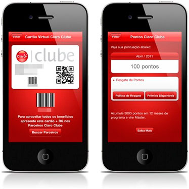 APLICATIVO CLARO CLUBE - DOWNLOAD, CELULAR, ANDROID, MOBILE