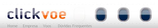 CLICK VOE - PASSAGENS AÉREAS, HOTÉIS E POUSADAS - WWW.CLICKVOE.COM