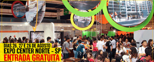 FEIRA DO ESTUDANTE 2011 - REVISTA GUIA DO ESTUDANTE - WWW.GUIADOESTUDANTE.COM.BR