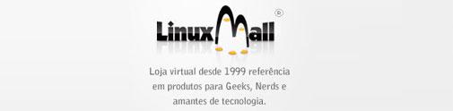 LINUX MALL - LIVROS, CAMISETAS, PRODUTOS NERDS - WWW.LINUXMALL.COM.BR